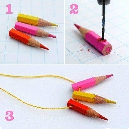 Украшаем ручки и карандаши своими руками 45