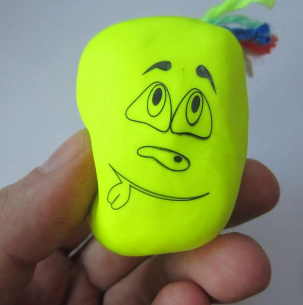 Как сделать игрушка-антистресс своими руками