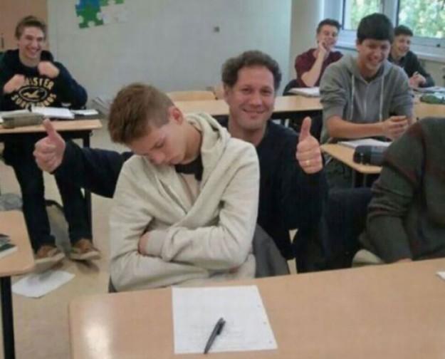 действительно крутой учитель