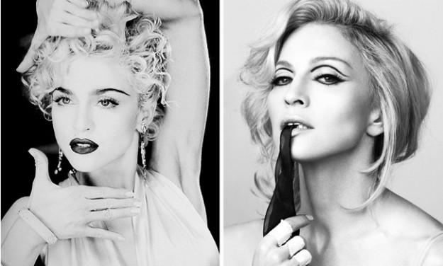 Мадонна, 1990 и 2013