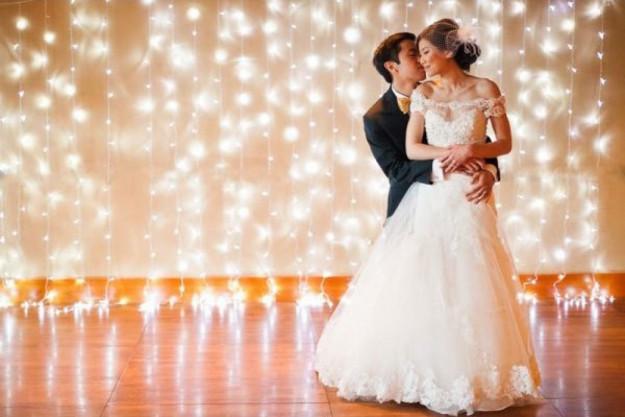 самые красивые свадьбы