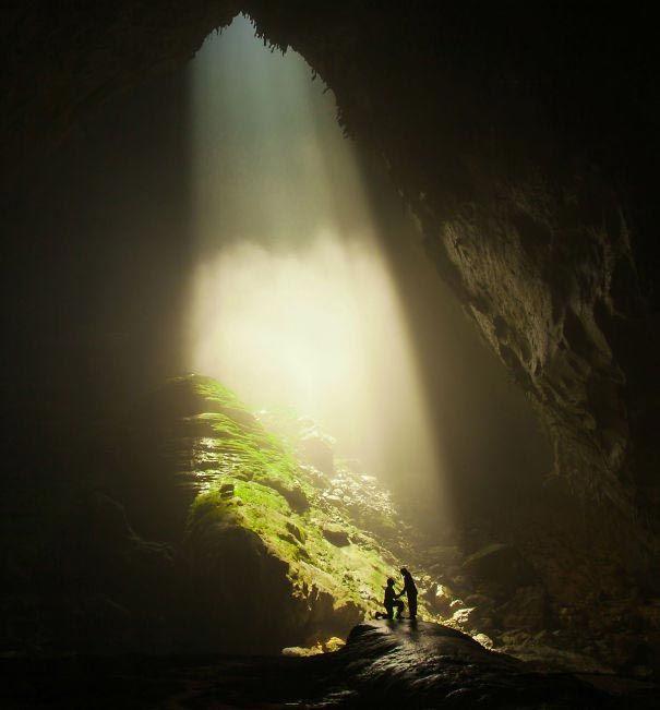 предложение в самой большой пещере