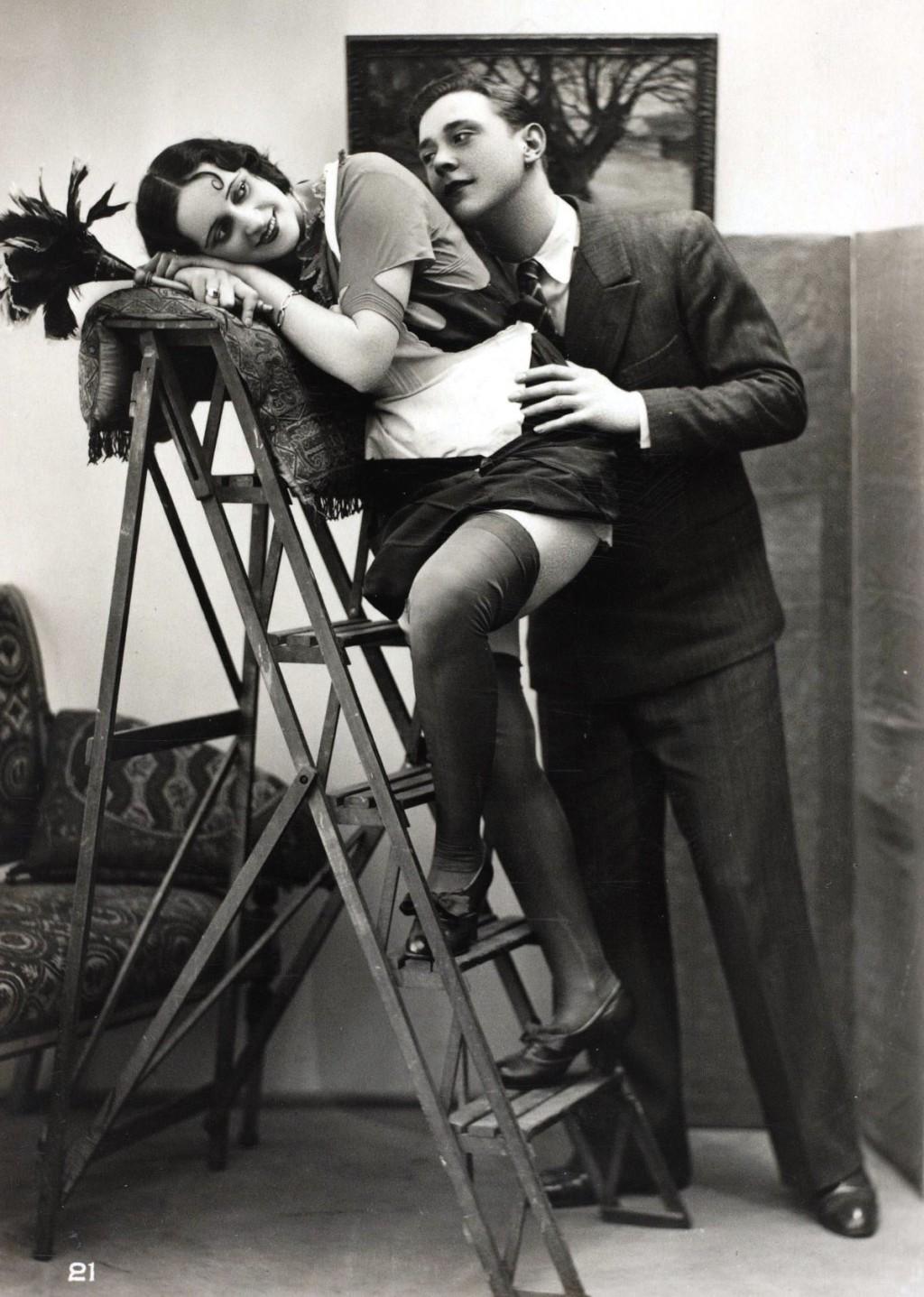 Смотреть эротику 20х годов 2 фотография