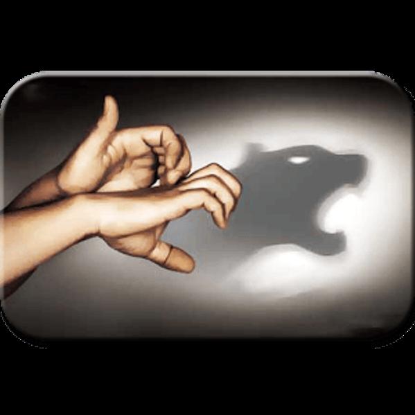Shadow hands!!!!!
