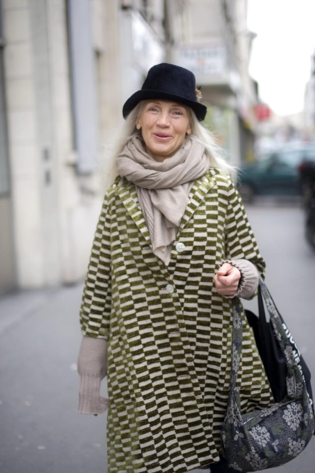 Мода для женщин элегантного возраста 25 фотография