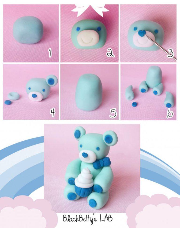 Фигурки на торт из мастики своими руками фото 497