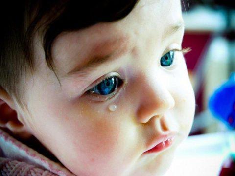 Детский плач: как реагировать?