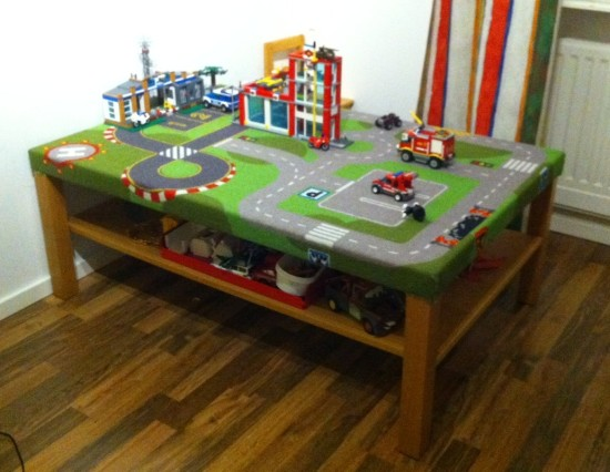 стол для машинок