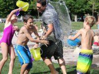 Топ 5 летних игр с водой