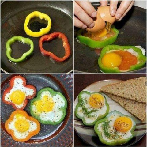 Гениальные маленькие фоторецепты овощей и фруктов