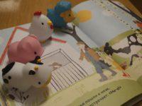 Книжки для малышки. Обзор книги «У козы теперь козленок!»
