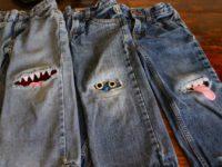 Джинсовые идеи, или Что делать с дыркой на любимых джинсах