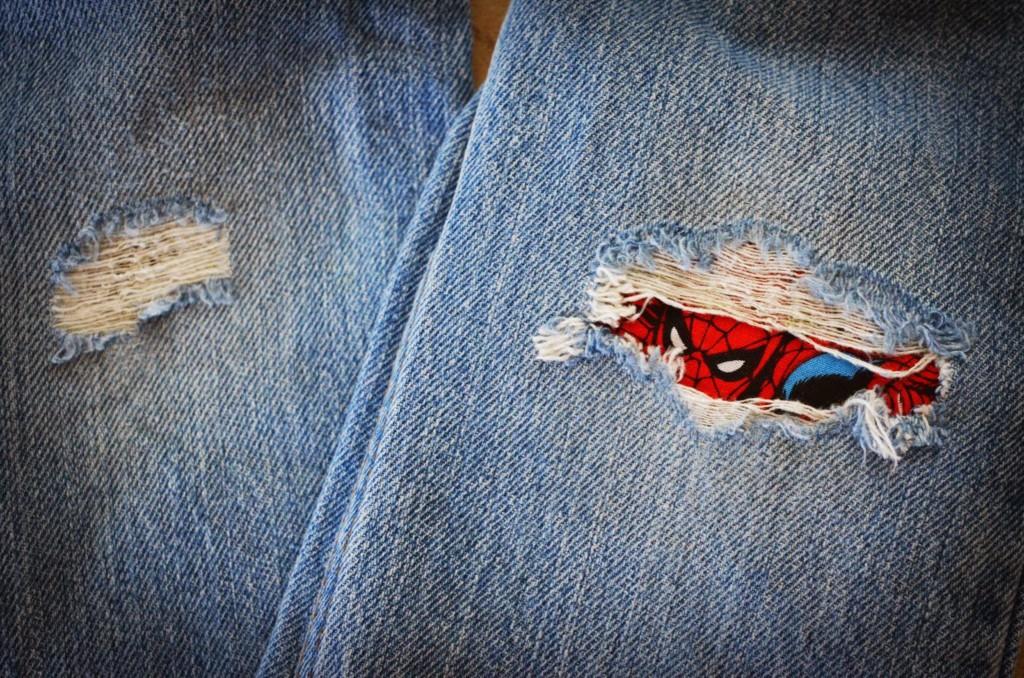 Декоративные заплатки на джинсы своими руками 73