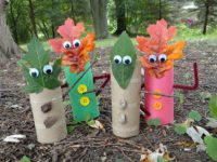 Осенние листья. Лучшие идеи для творчества