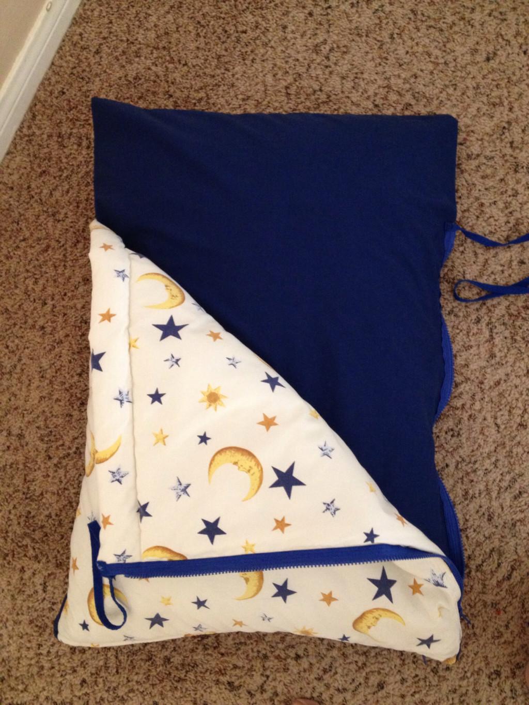 Спальный мешок для младенца своими руками