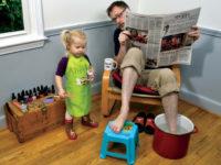 Как стать крутым папой для дочери