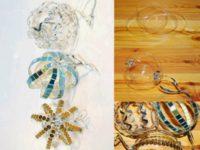 15 вариантов декора своими руками для украшения дома к зиме