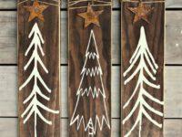 Вдохновение природой: новогодний декор в эко-стиле