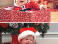 15 подтверждений того, что для новогодней фотосессии малыша лучше позвать профессионала