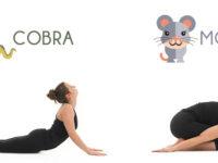 Йога для малышей: комплекс упражнений для мамы и ребенка
