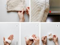 3 супер-идеи, на что может сгодиться старый свитер