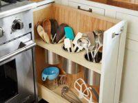 15 организационных лайфхаков для кухни