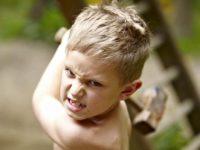 Детская ярость и правильный поступок мамы