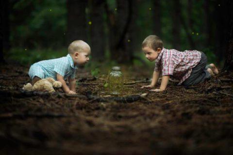 Чтобы делать красивые снимки своих детей, этот папа стал профессиональным фотографом