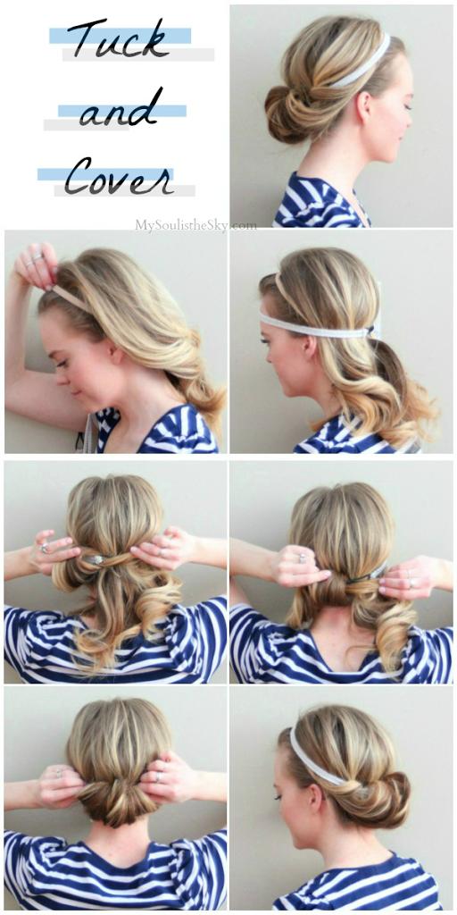 Сделать прическу в школу на короткие волосы