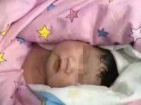 В Китае родила ребенка 64-летняя женщина