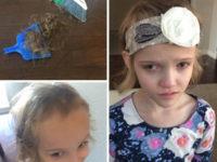 Фотографии детей, которые решили, что им пора стричься. Знакомые ситуации?