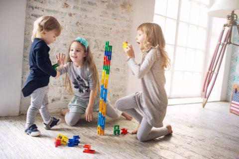 Правила, которые дадут возможность детям оставаться детьми