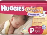 Huggies выпускают новые миниатюрные подгузники для недоношенных малышей